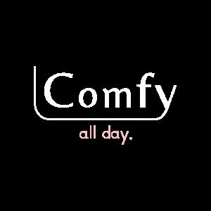 Comfy all day Logo